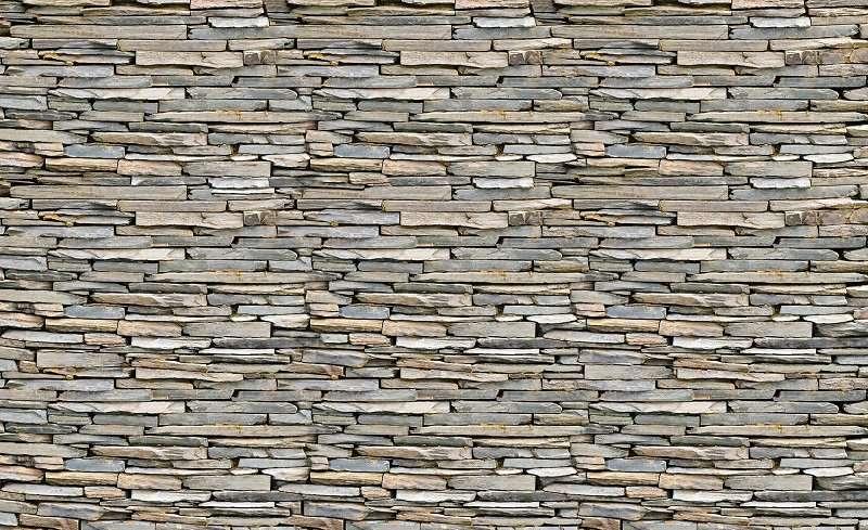 Stone Wall, grey - C0429