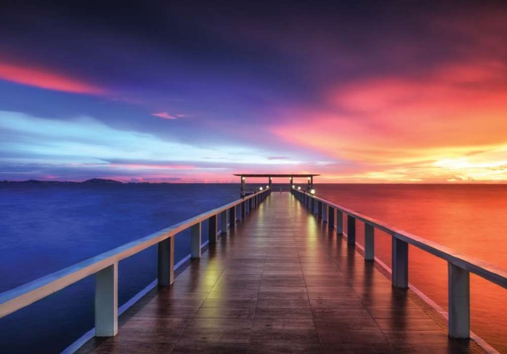 Sunset - C02129