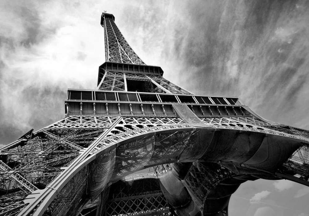 Paris Eiffle Tower B&Q - C02140