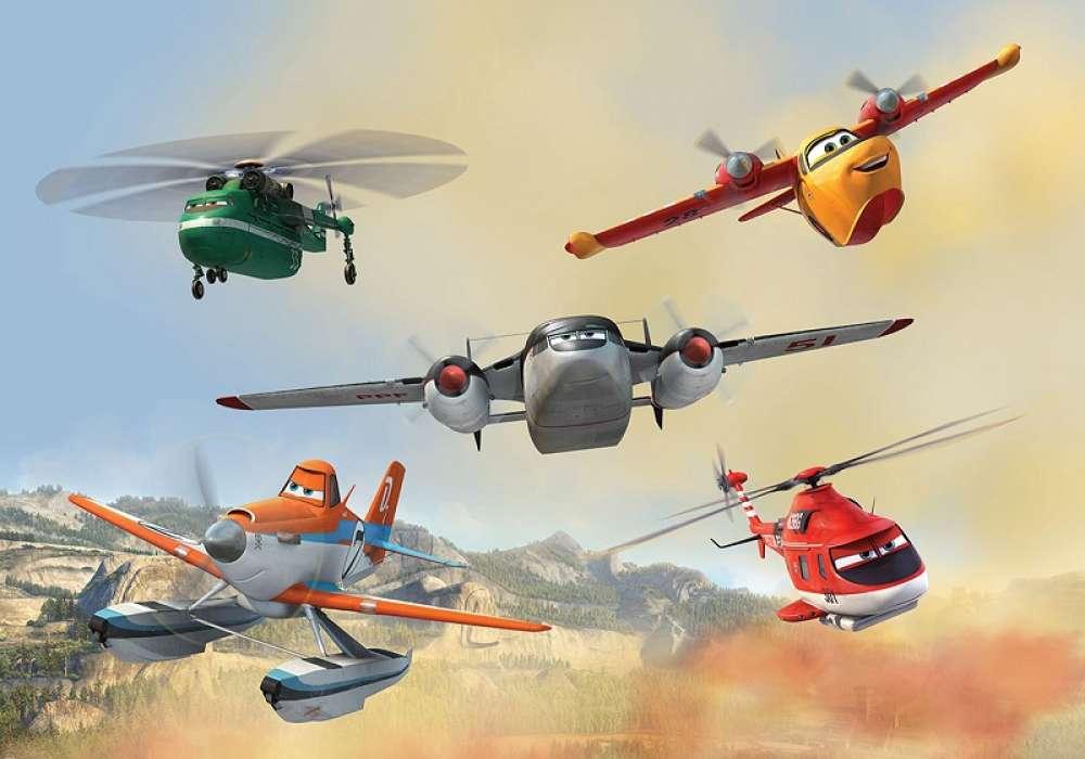 Planes - D50