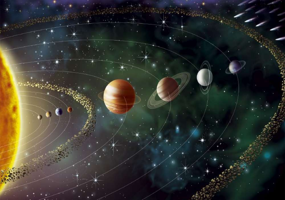 Planets - 1430