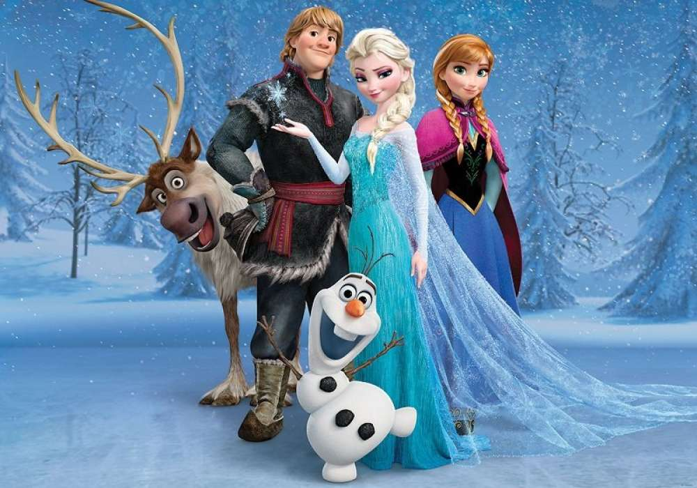 Frozen - C0463