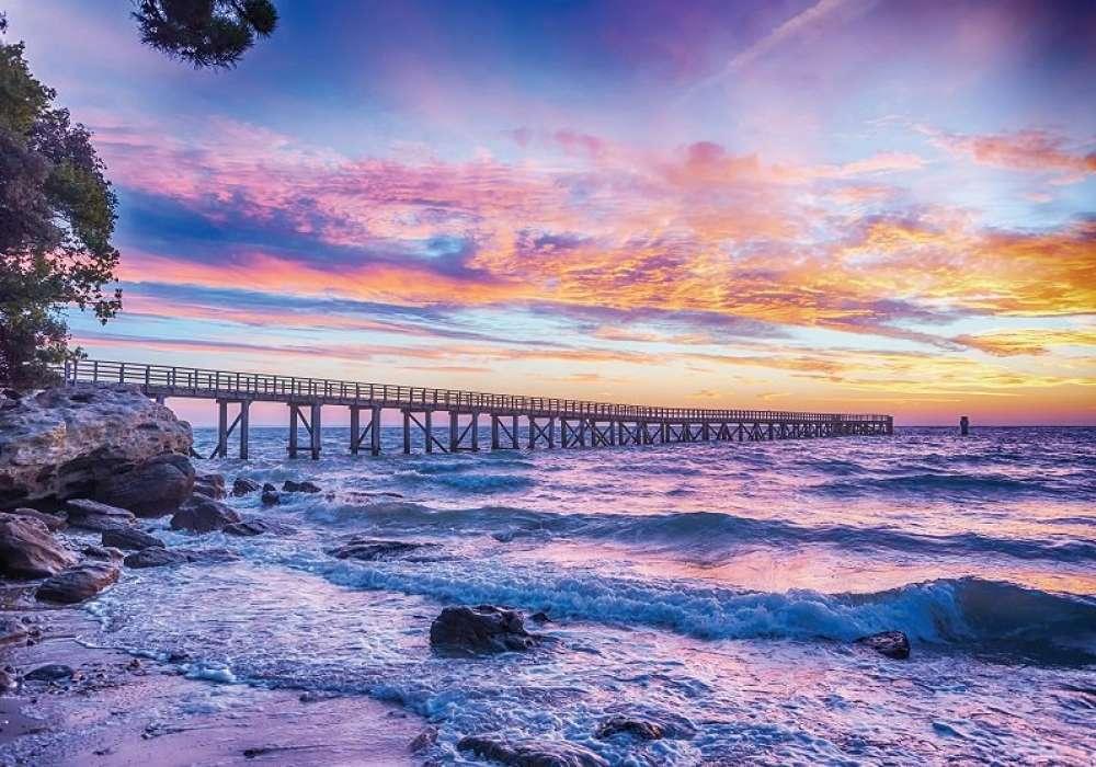 Purple Sunrise - C04132