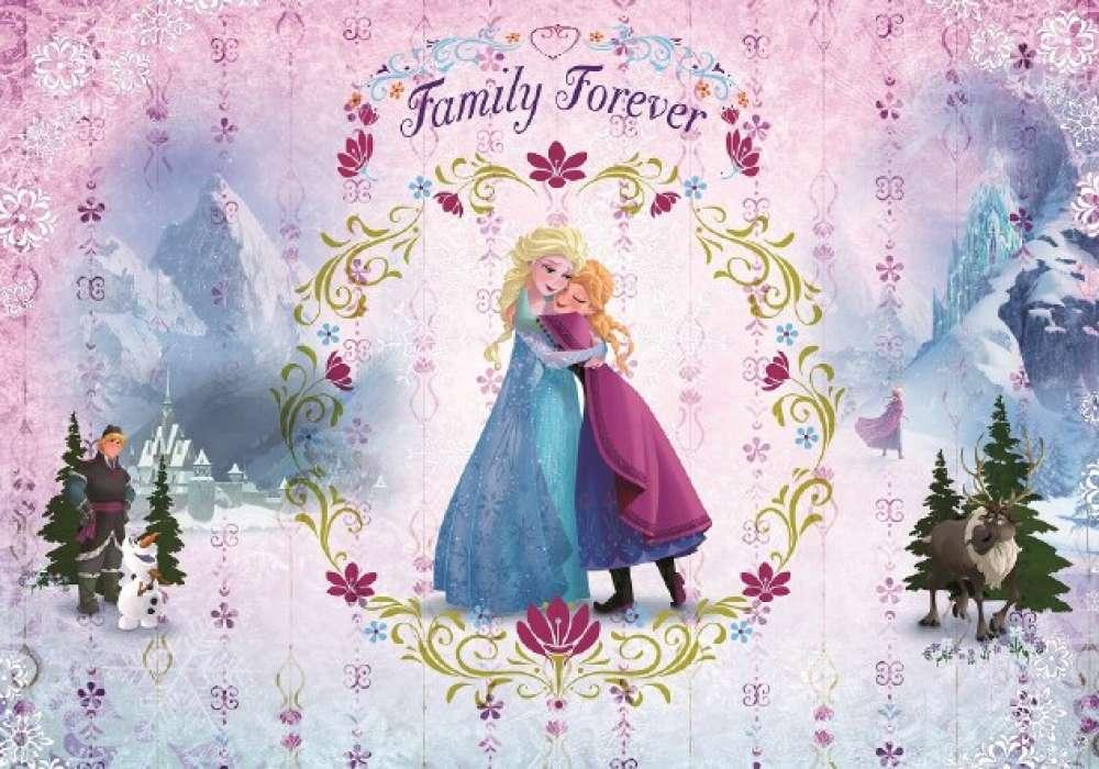 Frozen Family Forever - D36