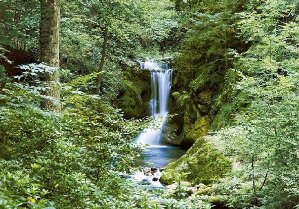 Waterfall - 0827