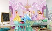 фототапет с принцеси бал