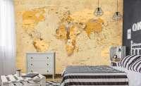 фототапет антична карта c04122
