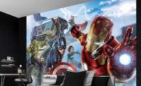 фототапет отмъстителите - avengers
