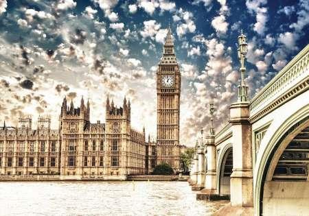 Big Ben sky  - C0256