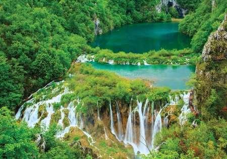 Green Waterfall - C02112