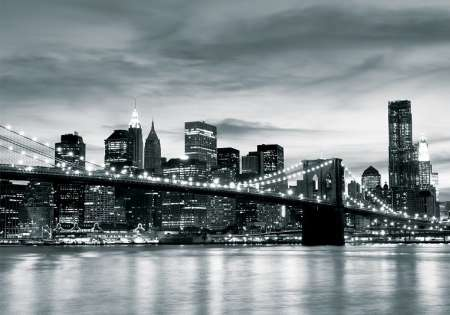 New York B&W - C0215