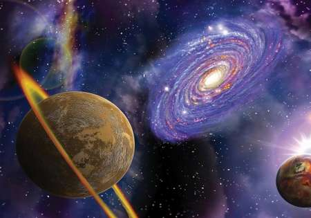 Solar System  - C4791