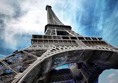 Paris Eiffle Tower - C0216