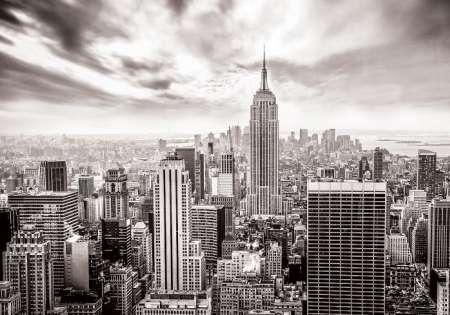 NEW YORK, Manhatan BW - C0444