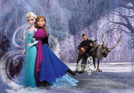Kraina Lodu, Elsa i Anna - D68