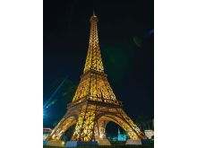 EIFFEL TOWER - Lights  - C0297