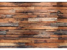 Wooden Wall - 0846