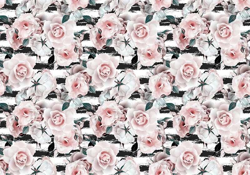 фототапет колаж от рози