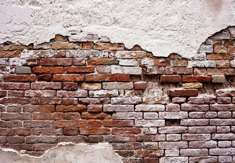 Old Bricks Wall - C04141