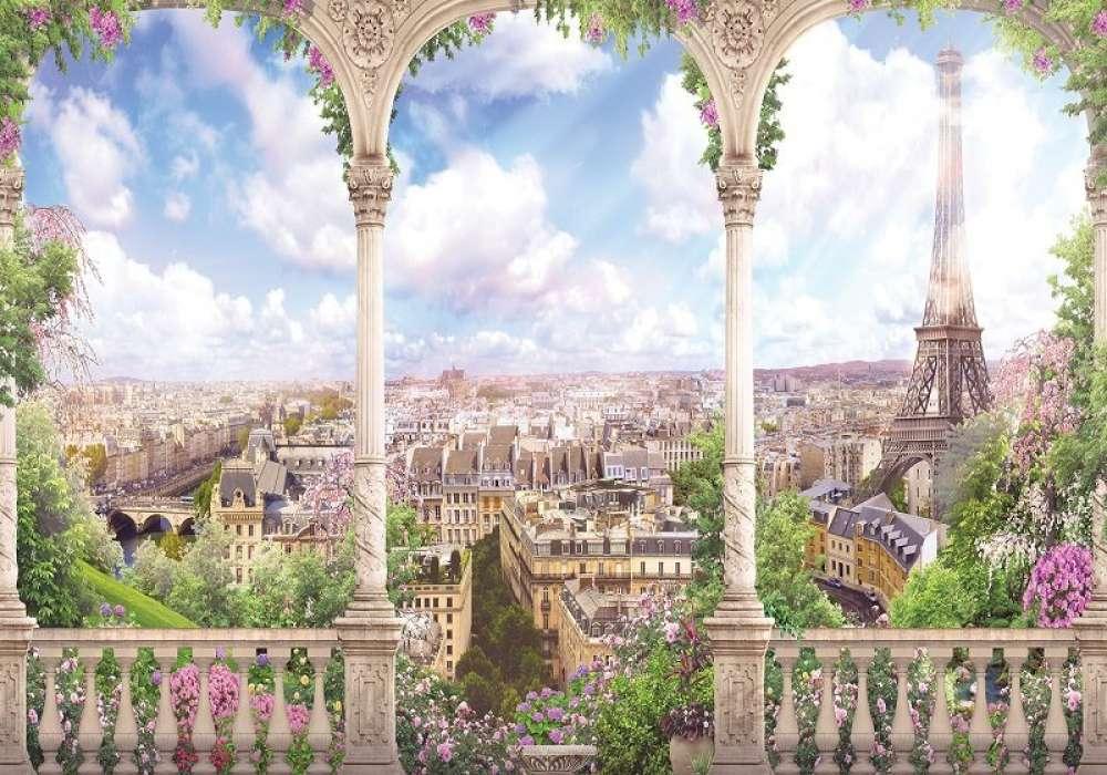 Paris Terrace - C04175