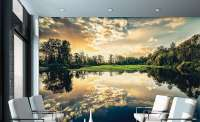 фототапет езеро 04221