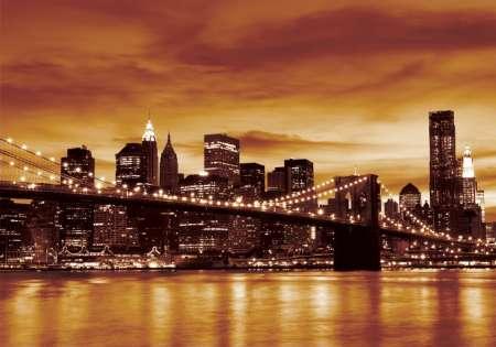 New York Sepia - C02107