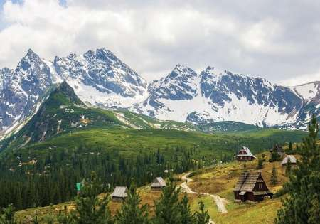 Tatra Mountains - C02122