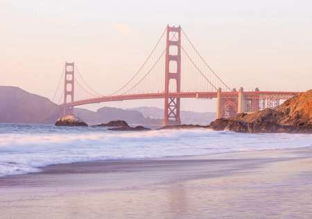 Golgen Gate, San Francisco - C02148