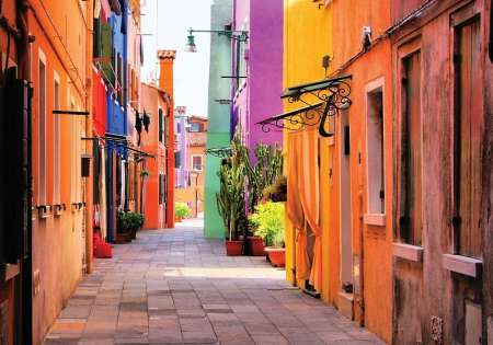 Alley of Colors - C0225