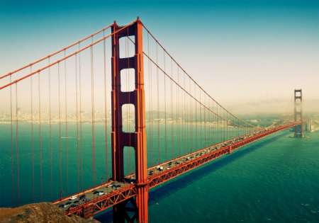 Golden Gate Bridge - 1418