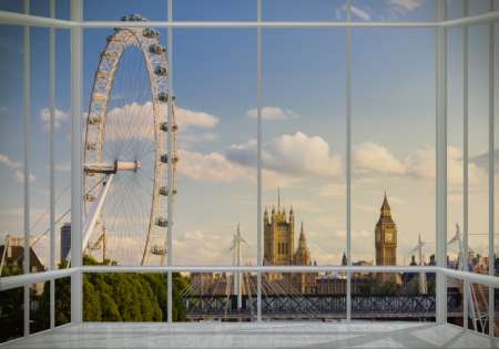 London Eye - 1420