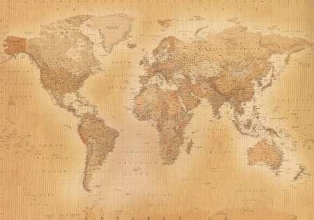 17th Century Map - 1429