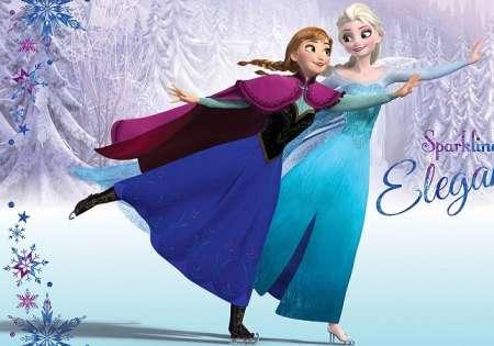 Elsa and Anna - C02126