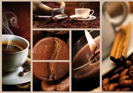 Coffee Collage - C0268