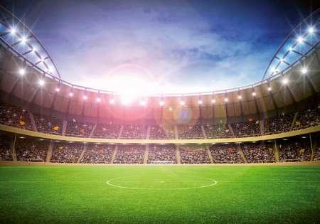 ПРОМО - Stadium at Night - 0854