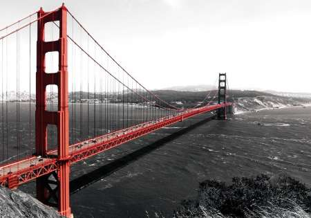 Golen Gate Bridge, San Francisco - C0457