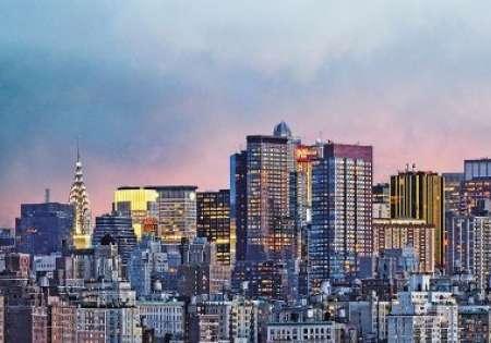 NEW YORK SKYLINE - P04