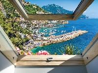 Фототапети с прозорци
