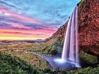 Фототапети водопади
