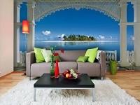 7 Идеи за декорация за стена с фототапети!